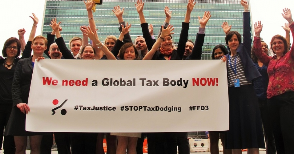 global tax body
